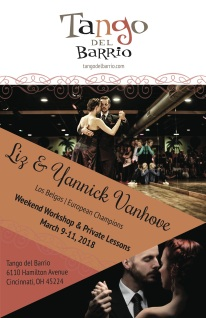 liz and yannick vanhove poster